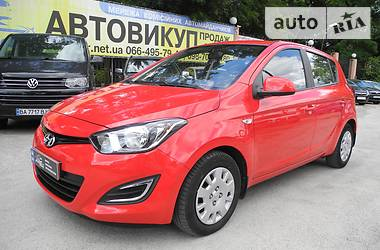 Hyundai i20 2015 в Кропивницком