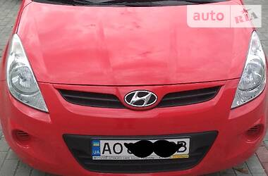 Hyundai i20 2011 в Мукачево