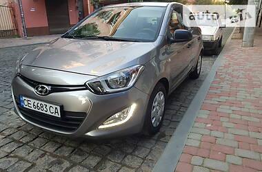 Hyundai i20 2012 в Черновцах
