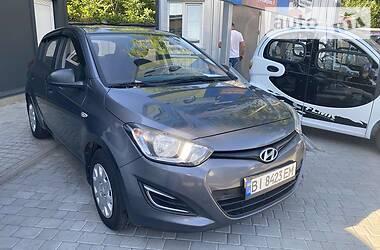 Hyundai i20 2013 в Полтаве