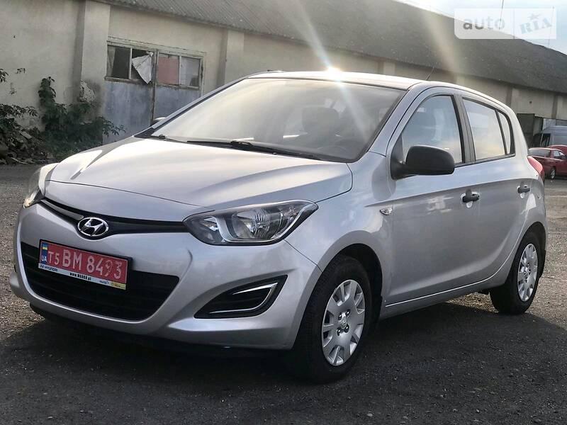 Hyundai i20 lux