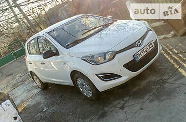 Hyundai i20 2014 в Подольске
