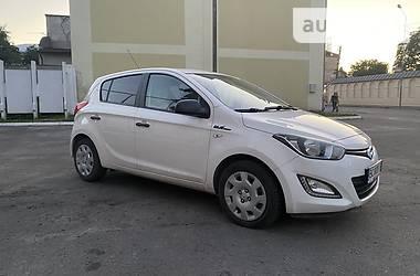 Хэтчбек Hyundai i20 2013 в Львове