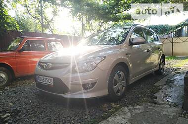 Hyundai i30 2011 в Иршаве