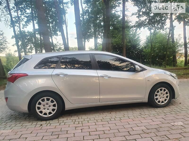 Hyundai i30 2014 в Луцке