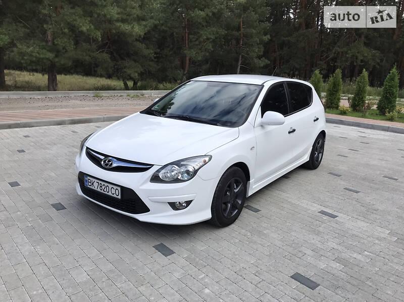 Hyundai i30 2010 в Киеве