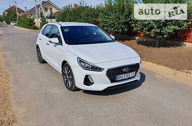 Hyundai i30 2018 в Черноморске