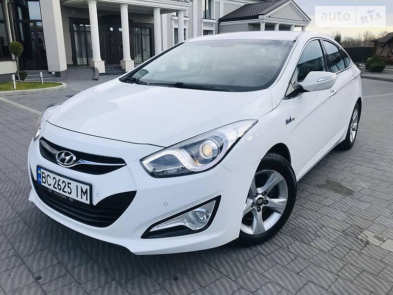 Hyundai i40 2014 в Стрые