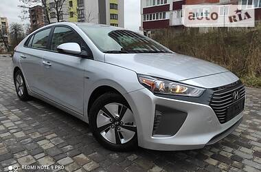 Седан Hyundai Ioniq 2019 в Киеве
