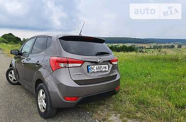 Hyundai ix20 2012 в Львові
