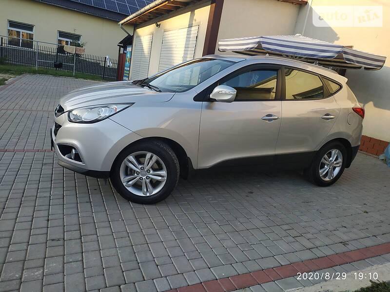 Hyundai IX35 2.0 LS