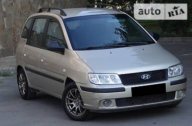 Hyundai Matrix 2007 в Одессе