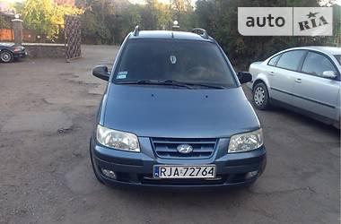 Hyundai Matrix 2002 в Ужгороде