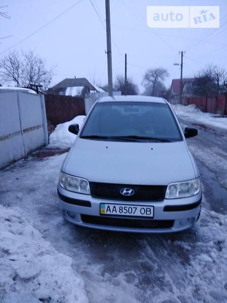 Hyundai Matrix 2006 года в Киеве
