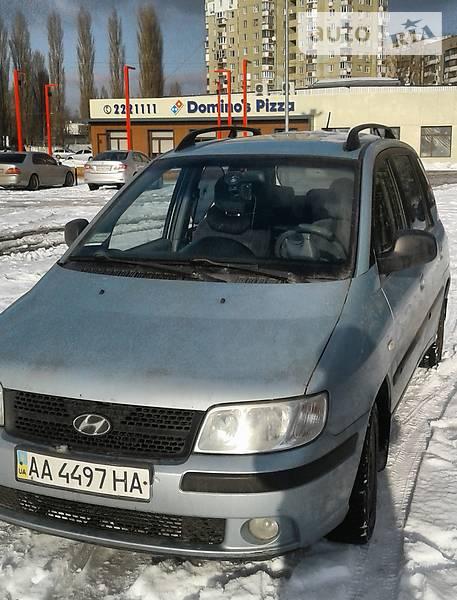 Hyundai Matrix 2008 года в Киеве