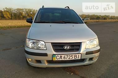 Минивэн Hyundai Matrix 2004 в Золотоноше