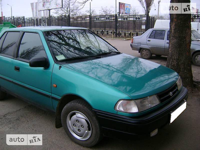 Hyundai Pony 1994 в Николаеве