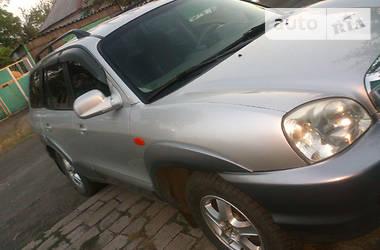Позашляховик / Кросовер Hyundai Santa FE 2003 в Чистяковому
