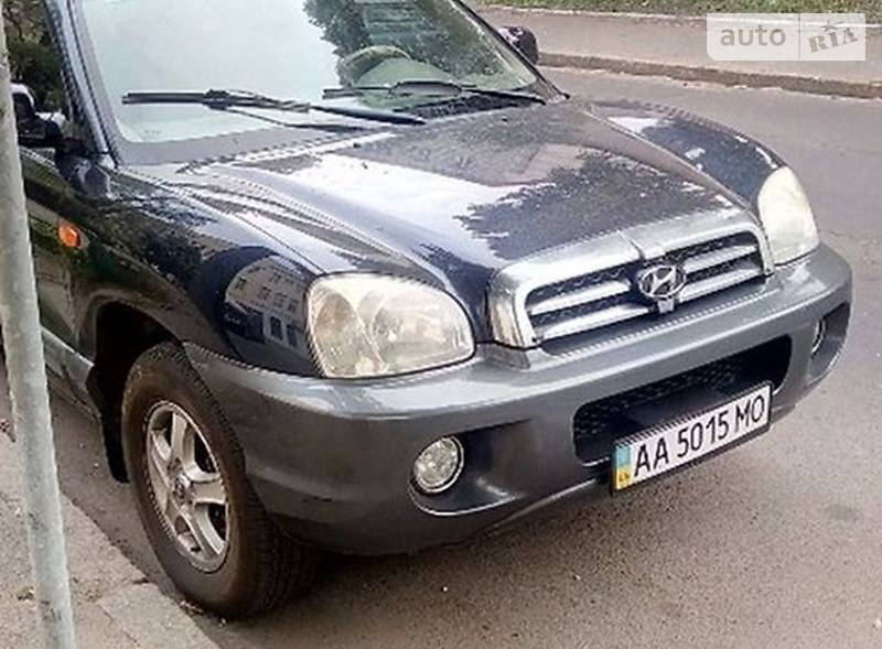 Hyundai Santa FE 2004 в Киеве