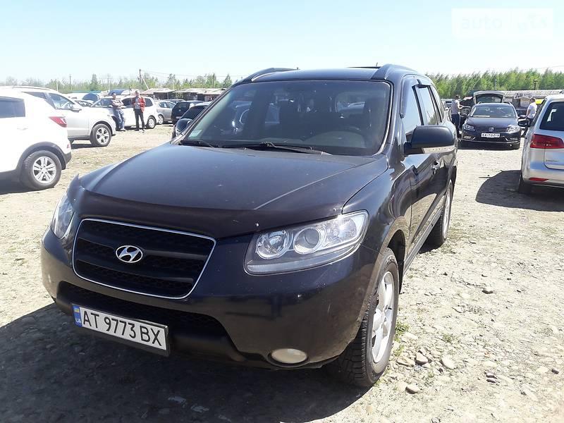 Hyundai Santa FE 2009 в Івано-Франківську
