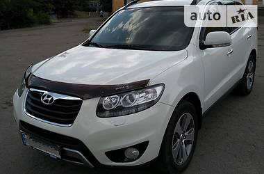Hyundai Santa FE 2.2 crdi кожа 7 мест