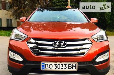 Hyundai Santa FE 2015 в Тернополе