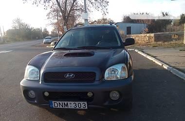 Hyundai Santa FE 2003 в Затоке