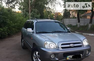 Hyundai Santa FE 2004 в Кривом Роге