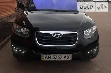 Hyundai Santa FE 2011 в Радомышле