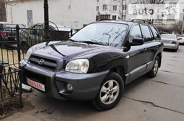 Hyundai Santa FE 2005 в Одесі