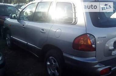 Hyundai Santa FE 2003 в Киеве