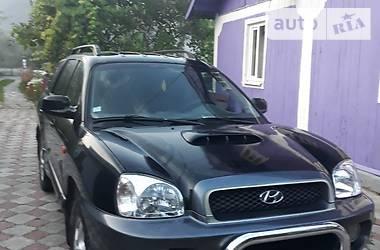 Hyundai Santa FE 2002 в Путиле