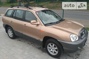 Hyundai Santa FE 2004 в Ужгороде