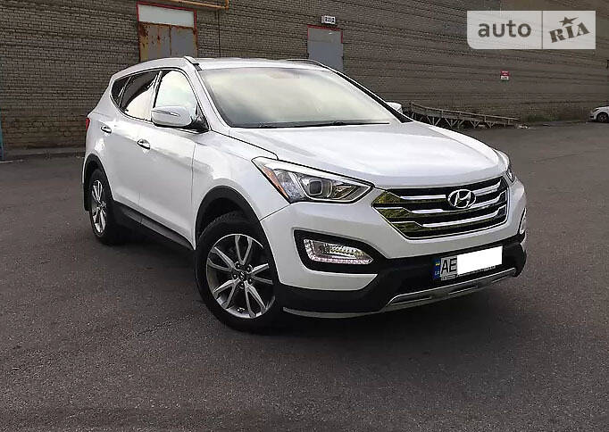 Hyundai Santa FE 2014 в Харькове