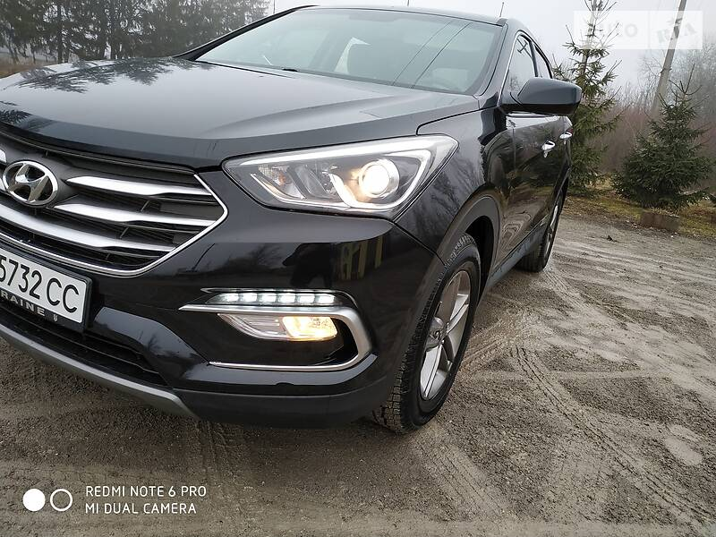 Hyundai Santa FE 2016 в Тернополе