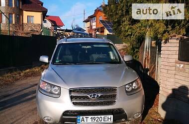 Hyundai Santa FE 2007 в Калуше