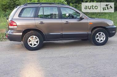 Hyundai Santa FE 2005 в Сумах