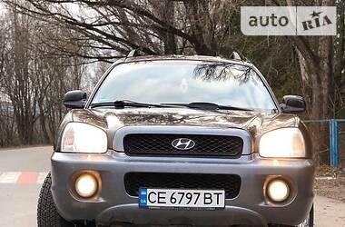 Hyundai Santa FE 2005 в Черновцах