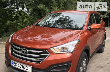 Hyundai Santa FE 2015 в Рівному