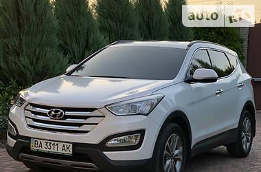 Hyundai Santa FE 2015 в Кропивницком