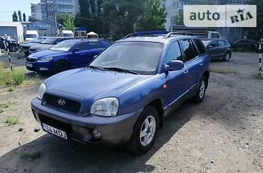 Hyundai Santa FE 2003 в Николаеве