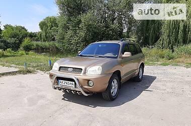 Hyundai Santa FE 2004 в Харькове