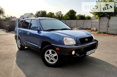 Hyundai Santa FE 2002 в Харькове