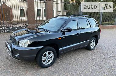 Hyundai Santa FE 2002 в Запорожье