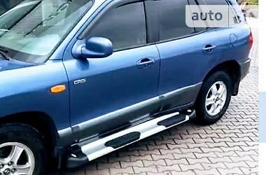 Hyundai Santa FE 2002 в Мариуполе