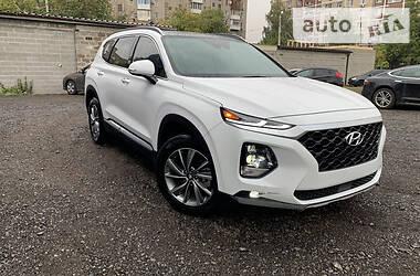 Унiверсал Hyundai Santa FE 2018 в Покровську