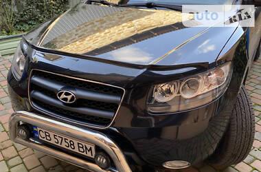 Hyundai Santa FE 2009 в Чернигове