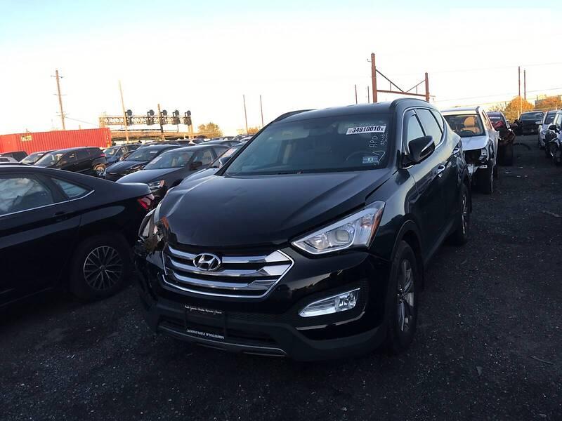 Hyundai Santa FE 2014 в Одессе