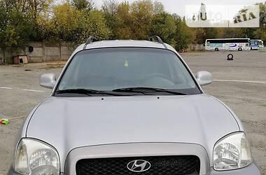 Hyundai Santa FE 2001 в Хмельницком