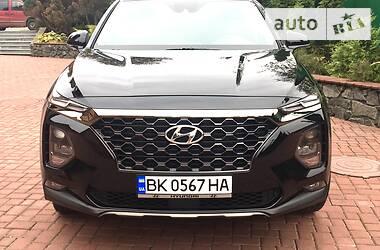 Hyundai Santa FE 2019 в Ровно